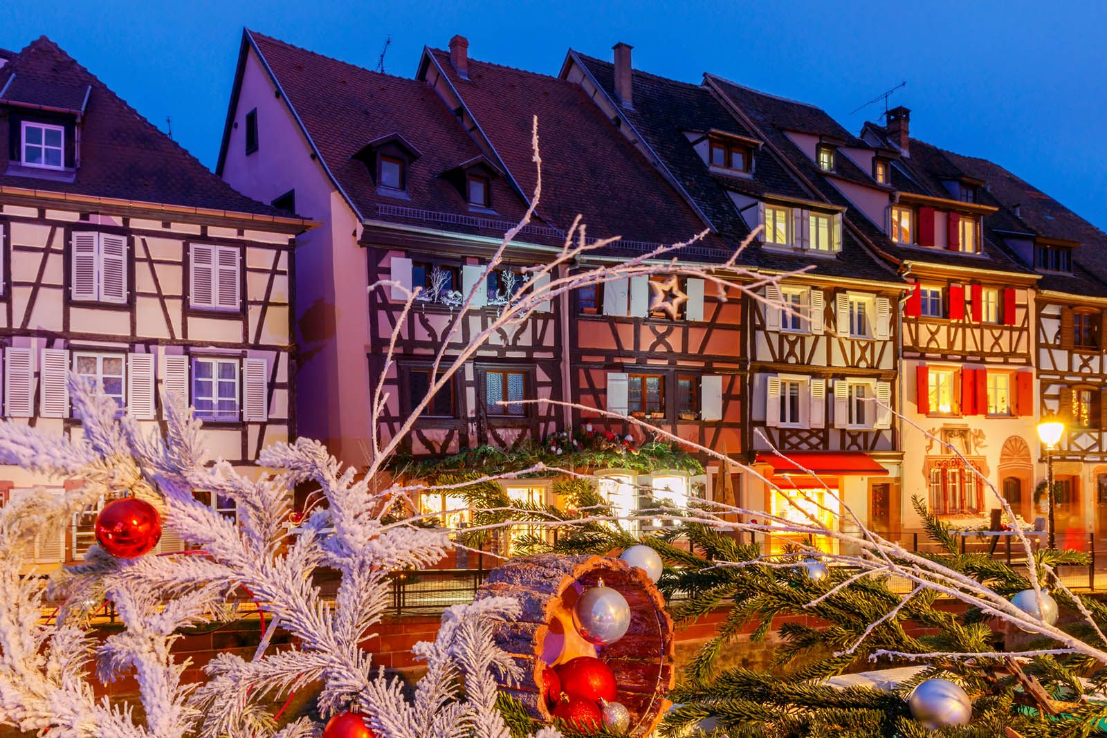 Décoration de Noël à Colmar - AdobeStock copyright pillerss